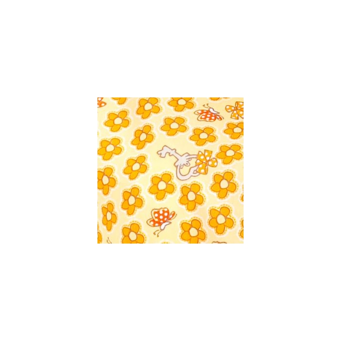 Bluza imprimata - Yellow Petal Keys