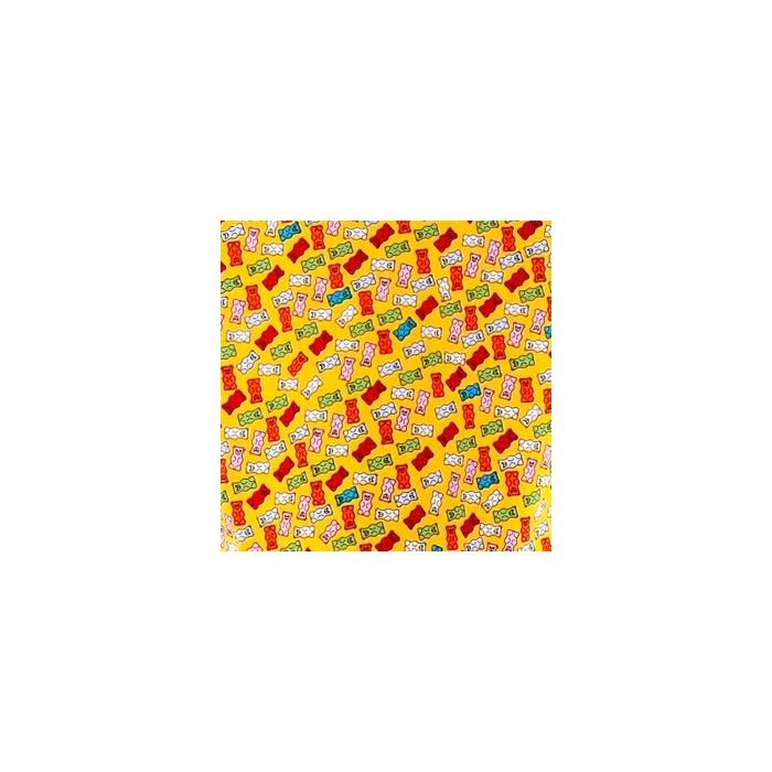 Bluza imprimata - Yummy Yellow Gummybears