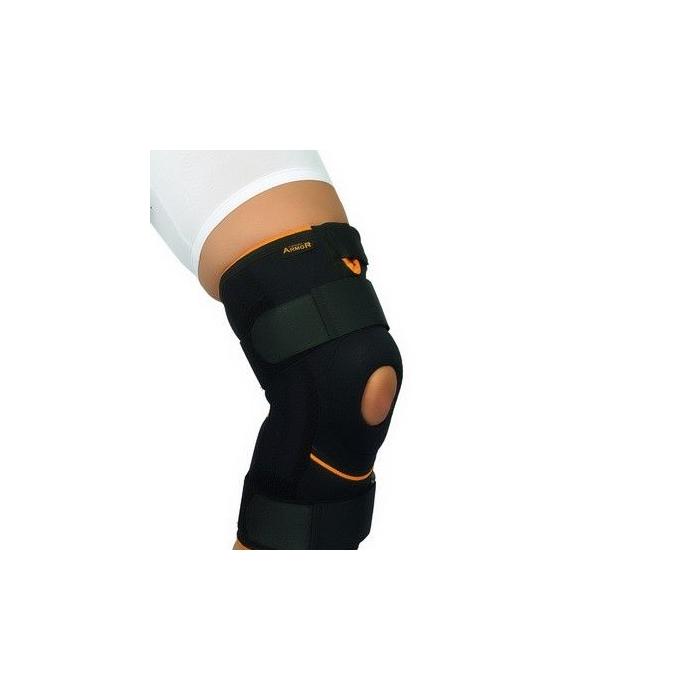 Orteza genunchi - Genunchiera lunga suport rotula si ligamente ARK2103
